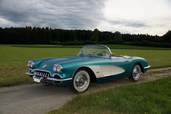 Bilder von Classic Cars und US Cars
